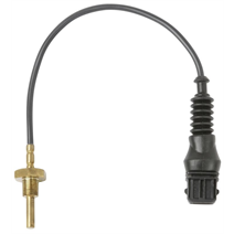 New screw-in thermometer with connection lead