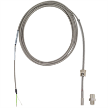Bayonet thermocouple
